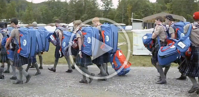 News Image (World Scout Jamboree feature from BBC News - click to access on Vimeo))