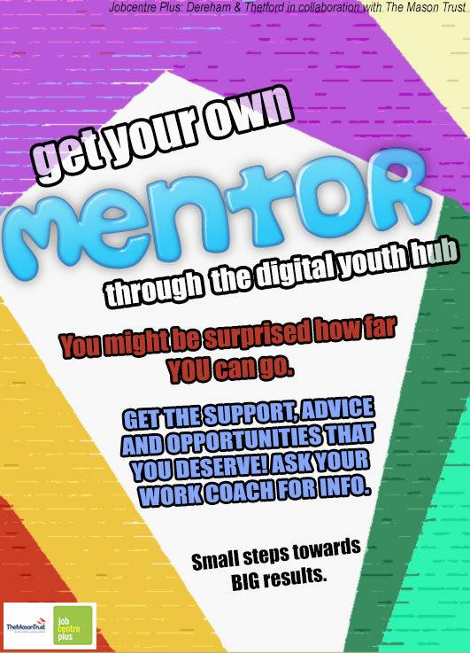 News Image (Digital Youth Hub Flyer