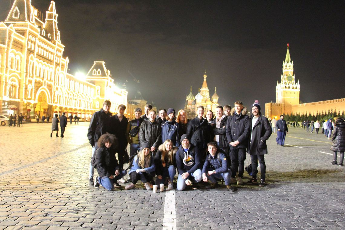 Moscow Physics Trip 2019